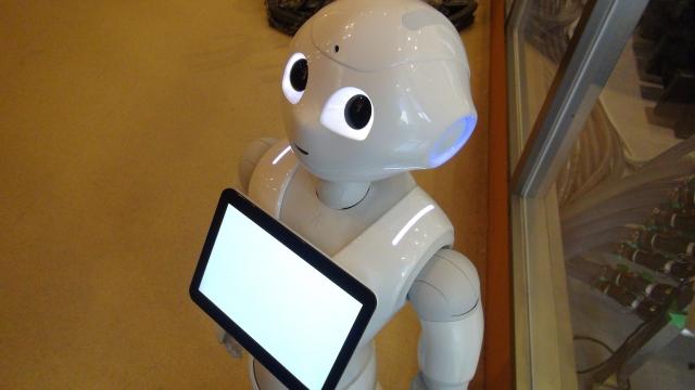 ロボットや人工知能を使ったビジネスモデル
